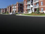 Apartment Parking Lot